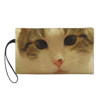 Kitty Kitty Wristlet Purse