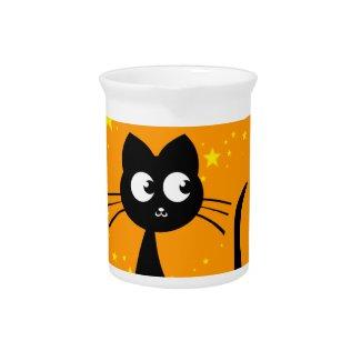 Kitty Kuro Drink Pitchers