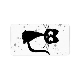 Kitty Kuro Labels