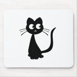 Kitty Kuro Mouse Pad