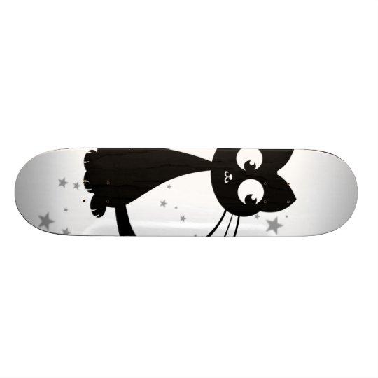 Kitty Kuro Skateboard