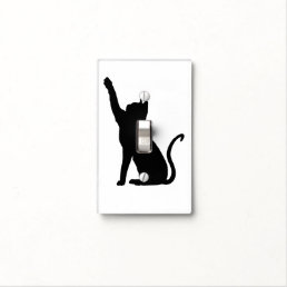 Kitty Light Switch Cover