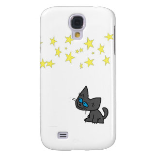 Kitty Looking At The Stars HTC Vivid Cover