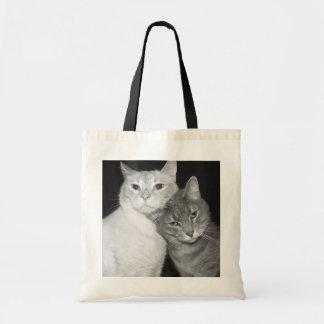 Kitty Love 2 Budget Tote Bag