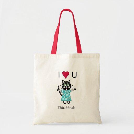 Kitty Love Bags