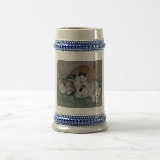 Kitty Love Beer Stein