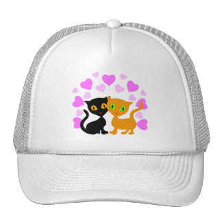 Kitty Love Hats