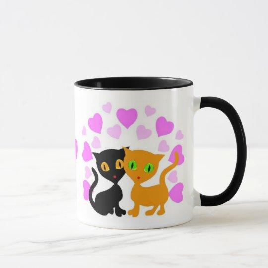Kitty Love Mug