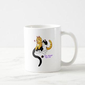 Kitty Love w logo Coffee Mug
