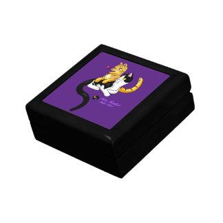 Kitty Love w logo Gift Box