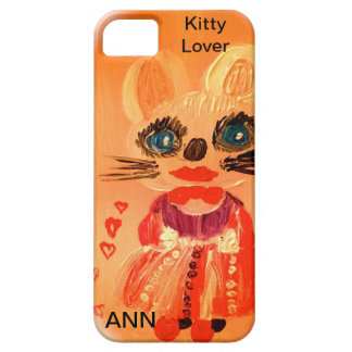 kitty lover iphone 5 case