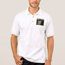 "Kitty ""MIND = BLOWN"" Mens Polo Shirt"