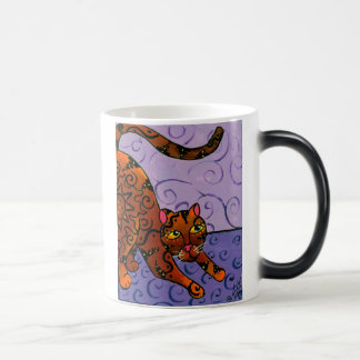 Kitty of the Rising Sun Magic Mug