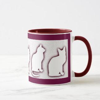 Kitty Outlines Mug