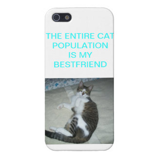 Kitty phone case covers for iPhone 5