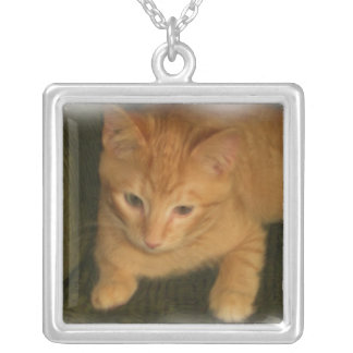 Kitty Photograph Necklace