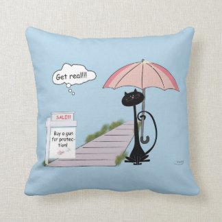 Kitty, Pillow