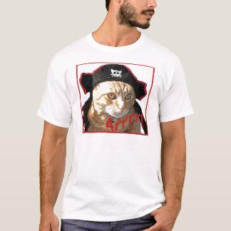 Kitty Pirate Arrrr T-Shirt