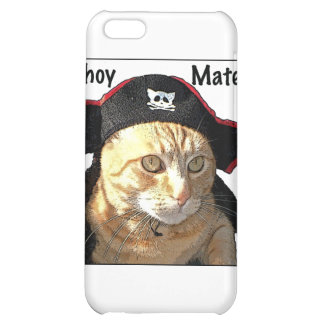 Kitty Pirate Cover For iPhone 5C