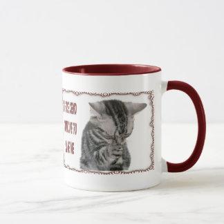 Kitty Prayer Mug