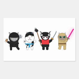 Kitty Protectors Sticker