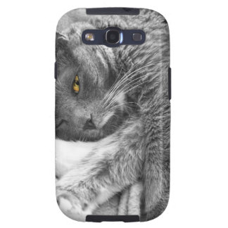 Kitty Relax Samsung Galaxy S3 Cover