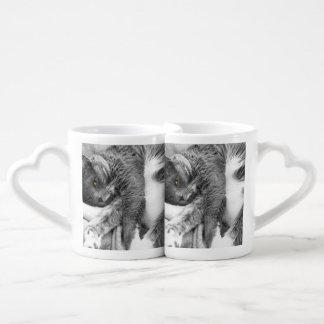 Kitty Relax Coffee Mug Set