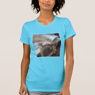 Kitty Relaxing T-Shirt