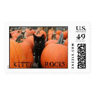 KITTY ROCKS,  POSTAGE