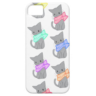 Kitty Scarf iPhone SE/5/5s Case