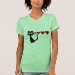 Kitty Sees Love I Tshirts