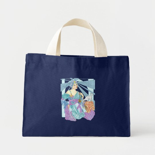 Kitty Selene Mini Tote Bag