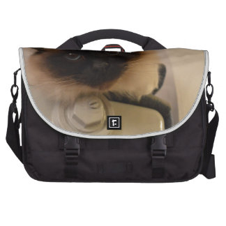 Kitty Siamese Cute Cat Pet Purr Meow Destiny Laptop Computer Bag