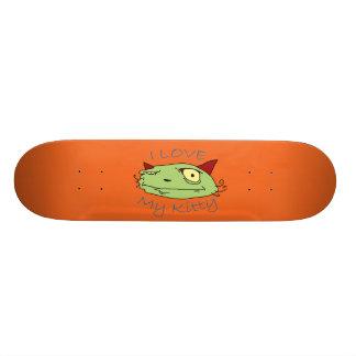 Kitty Skateboard