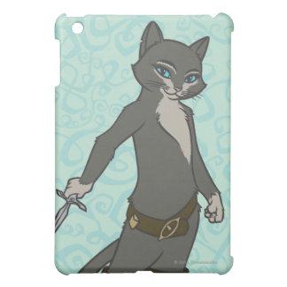 Kitty Softpaws iPad Mini Cover