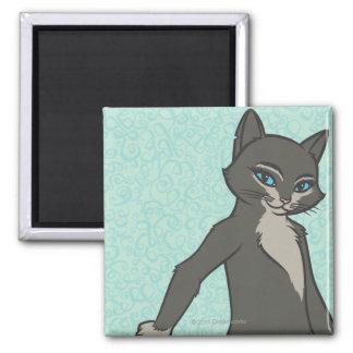 Kitty Softpaws Fridge Magnet