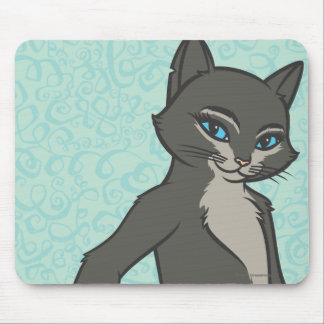 Kitty Softpaws Mouse Pad
