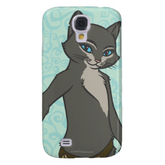 Kitty Softpaws Samsung Galaxy S4 Cover