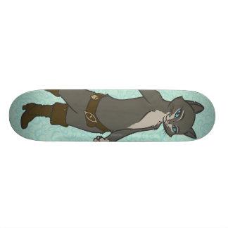 Kitty Softpaws Skateboard Deck