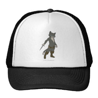 Kitty Softpaws Trucker Hat