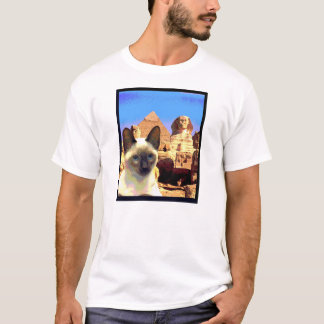 "Kitty Tee ""Kitty Goes to Egypt"""