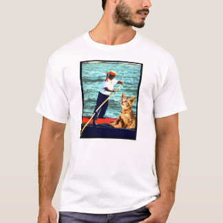 "Kitty Tee ""Kitty Goes to Venice"""