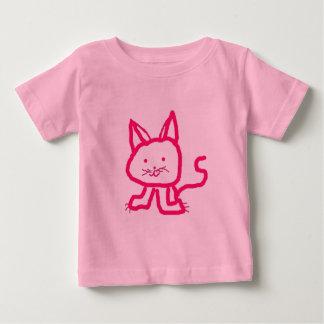 Kitty the Cat Baby T-Shirt