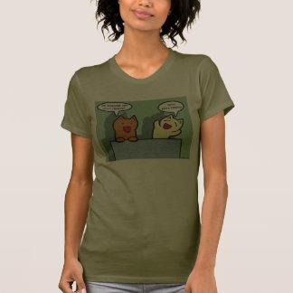 Kitty Treats T Shirt
