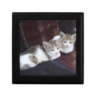 KITTY TWINS JEWELRY BOXES