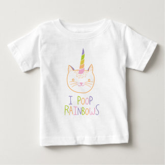 Kitty Unicorn Baby T-Shirt