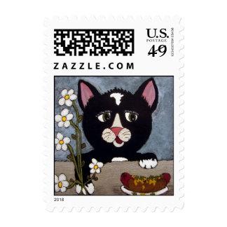 ¿Kitty~Want al ' comercio? Sello