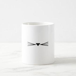 Kitty Whisker Taza De Café