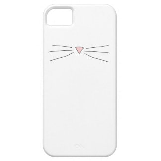 Kitty Whiskers Phonecase iPhone SE/5/5s Case