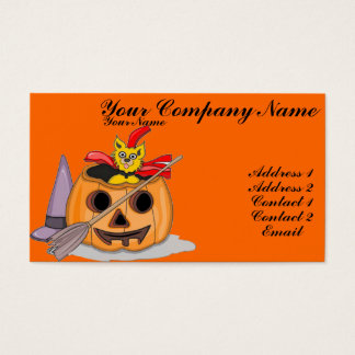 Kitty Witch Business Card